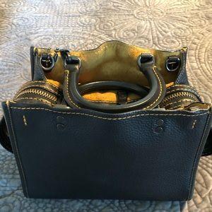 Coach Rogue 25 purse black